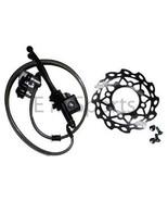 Dirt Bike Front Hydraulic Brake Caliper w Disk 110cc 125cc TAOTAO SUNL B... - $41.68
