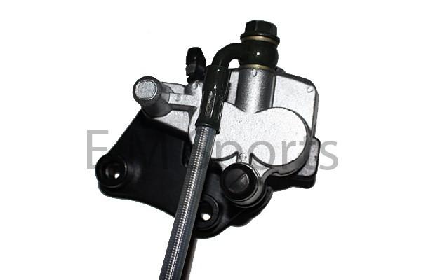 Dirt Bike Front Hydraulic Brake Caliper w Disk 110cc 125cc TAOTAO SUNL BAJA Part