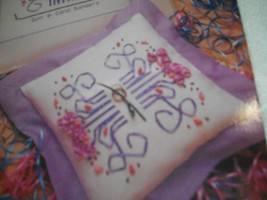 Along The Ribbon Lane: Ribbon Work and Cross Stitch - $7.00
