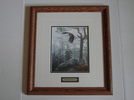 Art Print: Shrouded Forest by Daniel Smith; Framed and Matted - $15.49
