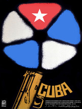 "11x14""Political World Solidarity Socialist Poster CANVAS.Cuba.Castro.6221 - $30.00"