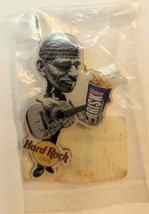 Hard Rock Cafe Willie Nelson Pin A344 - $11.88