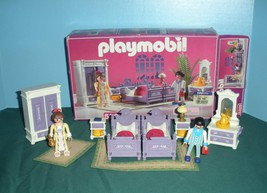 Vtg. Playmobil #5325 Victorian Master Bedroom S... - $60.00