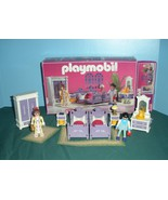 Vtg. Playmobil #5325 Victorian Master Bedroom Set Comp.w/Box/NR MINT! (r... - $60.00