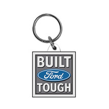 Built Ford Tough Acrylic Keychain -Made in USA  -BRC17K - $22.55