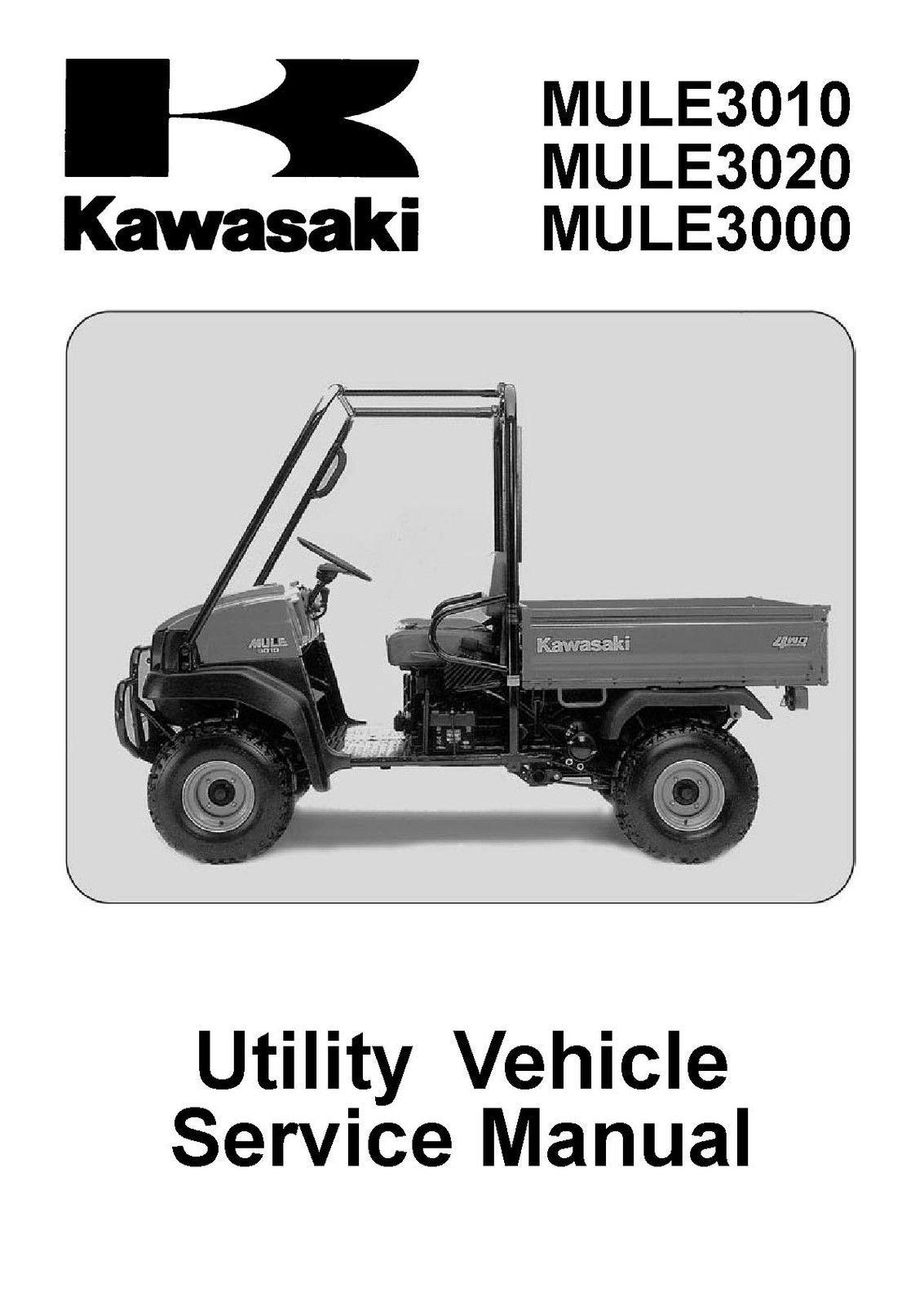 Mule 3000 3010 3020