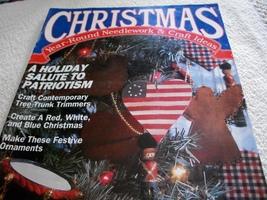 Christmas Year-Round Needlework & Craft Ideas July/August 1991 - $5.00