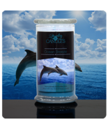 OCEAN BREEZE - JEWELRY IN CANDLES  - $32.00