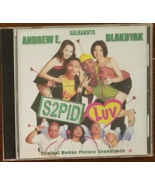 S2PID LUV: Original Motion Pic Soundtrack 2002 Philippine Tagalog CD - $4.95