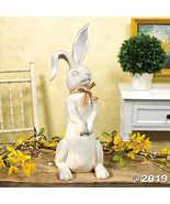 Long Ear Rabbit - Springtime Easter Bunny Decoration  - $24.99
