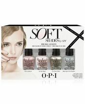 OPI Nail Lacquer Nail-Polish SET Pink Green Blue Silver New Orleans Gift... - $9.89