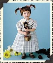 "Boyds Yesterdays Child ""Rachael & Raspbeary""-  #4823 -12"" Doll- LE-2001-Retired - $49.99"
