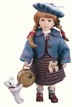 "Boyds Yesterdays Child ""Carrie w/Atlas..Friends Lighten Load""- #4929-12"" Doll-LE - $69.99"