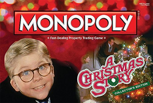 Primary image for A Christmas Story Monopoly Game [Toy]