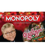A Christmas Story Monopoly Game [Toy] - $44.09