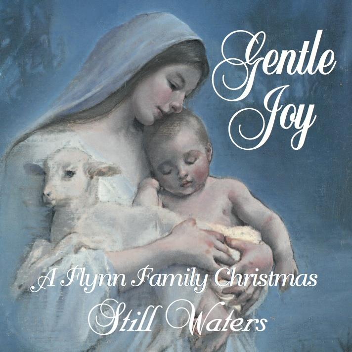 Gentle joy by still waters