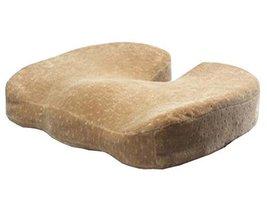 PANDA SUPERSTORE Nice Bottom Car Seat Cushions Comfort Foam Seat Cushion Memory