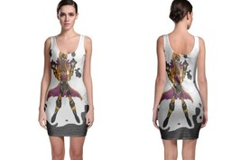 Clash of Clans Lvl 100 wizard BODYCON DRESS - $20.99+