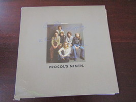 Prcol Harem LP record Procol's Ninth 1975 VG - $10.00