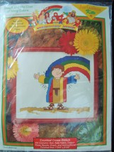 The Beginners Bible Joseph and the Coat of Many Colors Cross Stitch Kit - $4.99