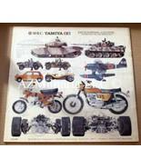 1974 Tamiya Encyclopedia-Catalog Of Precision Plastic Model Kits 27230M - $12.75