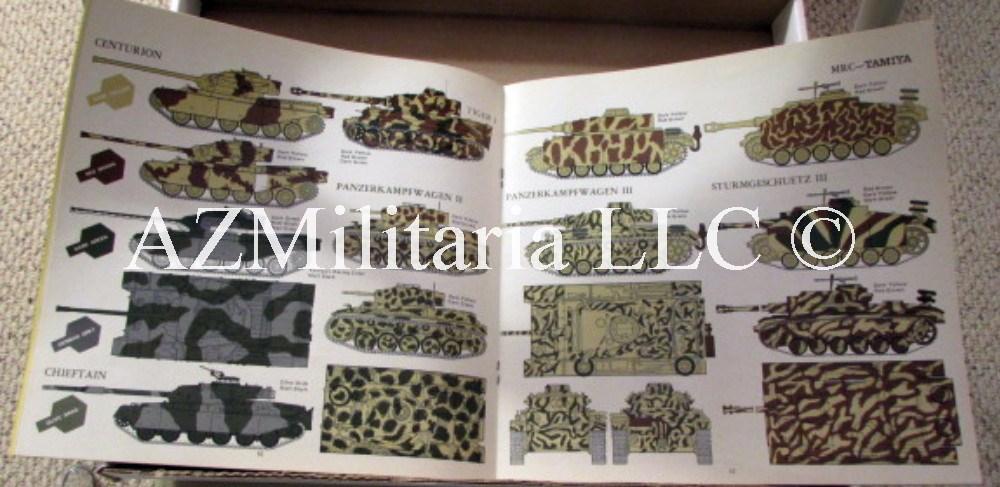 1974 Tamiya Encyclopedia-Catalog Of Precision Plastic Model Kits 27230M