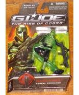 * 2009 G.I. Joe Rise of Cobra NANO-VIPER MOC - $15.00