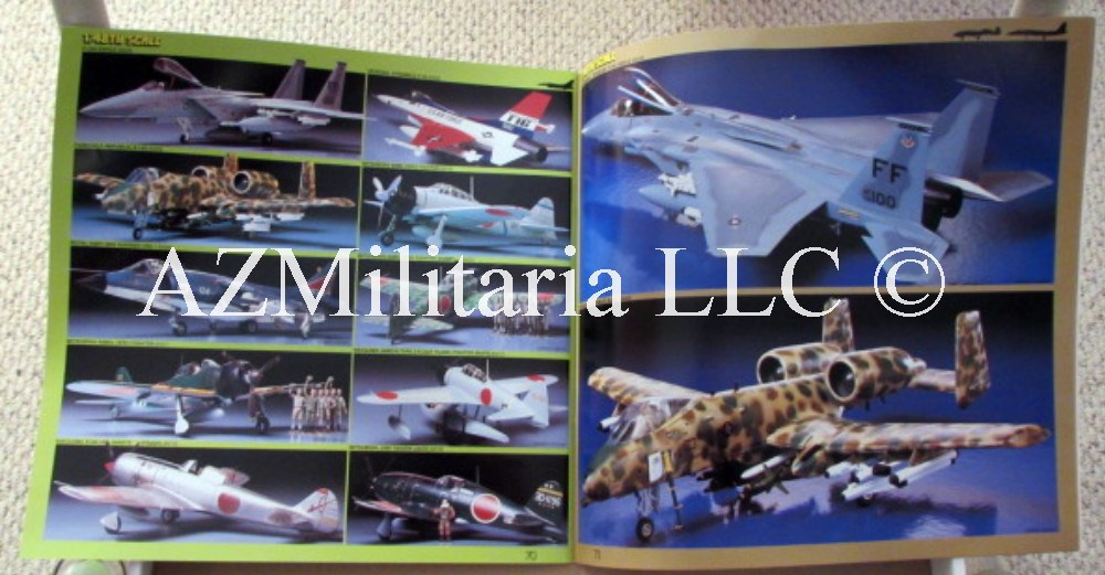 1985 MRC-TAMIYA Encyclopedia Catalog: