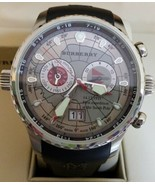 BURBERRY BU7505 ENDURANCE 1ST EXPEDITION AT THE SOUTH POLE CHRONOGRAPH M... - $296.01