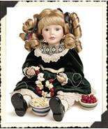 "Boyds Yesterdays Child ""Noel.. Popcorn & Cranberries""- #4820- 12"" Doll- LE - $59.99"