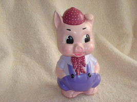 Beautiful Handmade Piggy Bank - $15.00