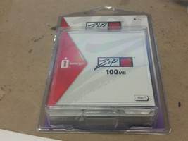 New Lot of 3 Iomega 100MB Zip Disks MAC Format ... - $19.79