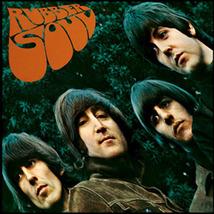 The Beatles Rubber Soul Pinback Button - $3.95
