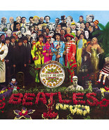 The Beatles  Sgt. Peppers Lonely Hearts Club Band Pinback Button - $3.95
