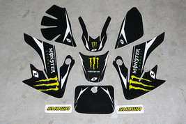 Dirt Pit Bike Fairing Plastic Decal Stickers Apollo Orion AGB-21A 50 70 110cc MM - $34.60