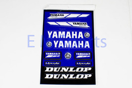 Dirt Pit Bike 50cc 70cc 90cc 110cc 125cc 138cc 140 150 Decal Sticker Graphic YAM - $13.06