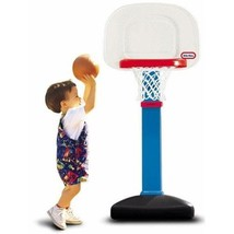 Little Tikes Kids Basketball Goal Set Youth Adj... - $59.99
