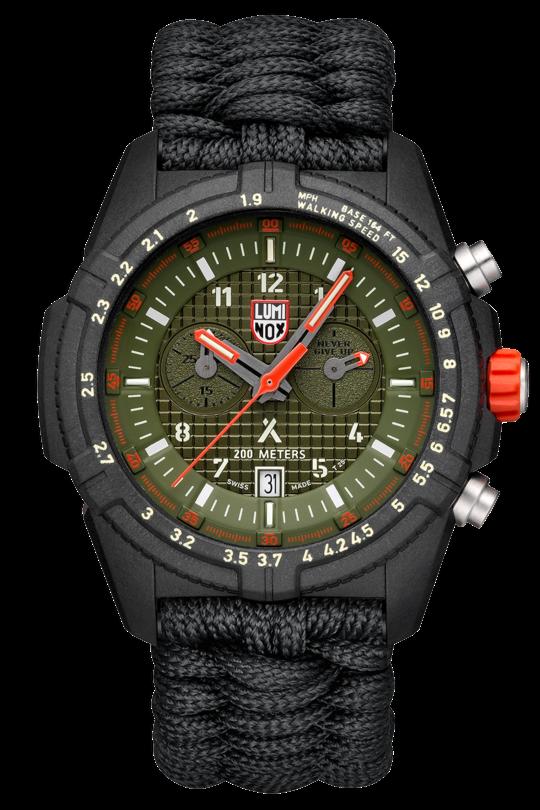 Luminox Bear Grylls Survival LAND Series Black-Green Mens Watch XB.3798.MI