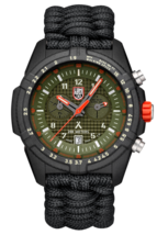 Luminox Bear Grylls Survival LAND Series Black-Green Mens Watch XB.3798.MI image 1