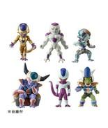 Dragon Ball super-World Collectible figures -FREEZA SPECIAL -vol.2 Set o... - $117.59