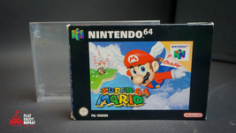 Super Mario 64 Jeu Nintendo 64 N64 en Boite Rapide - $93.29