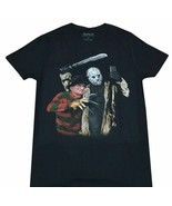 Freddy vs Jason T Shirt Selfie Black Medium - £19.00 GBP