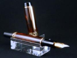 Handmade Rollerball or Fountain Pen (Olympian Elite),American SW Desert ... - $39.99