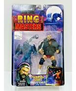 ToyBiz Ring Masters Rick Steiner Wrestling Figure - $56.10