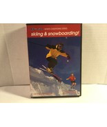 BOSU SKIING & SNOWBOARDING SPORTS CONDITIONING DVD WITH DOUGLAS BROOKS - $9.75