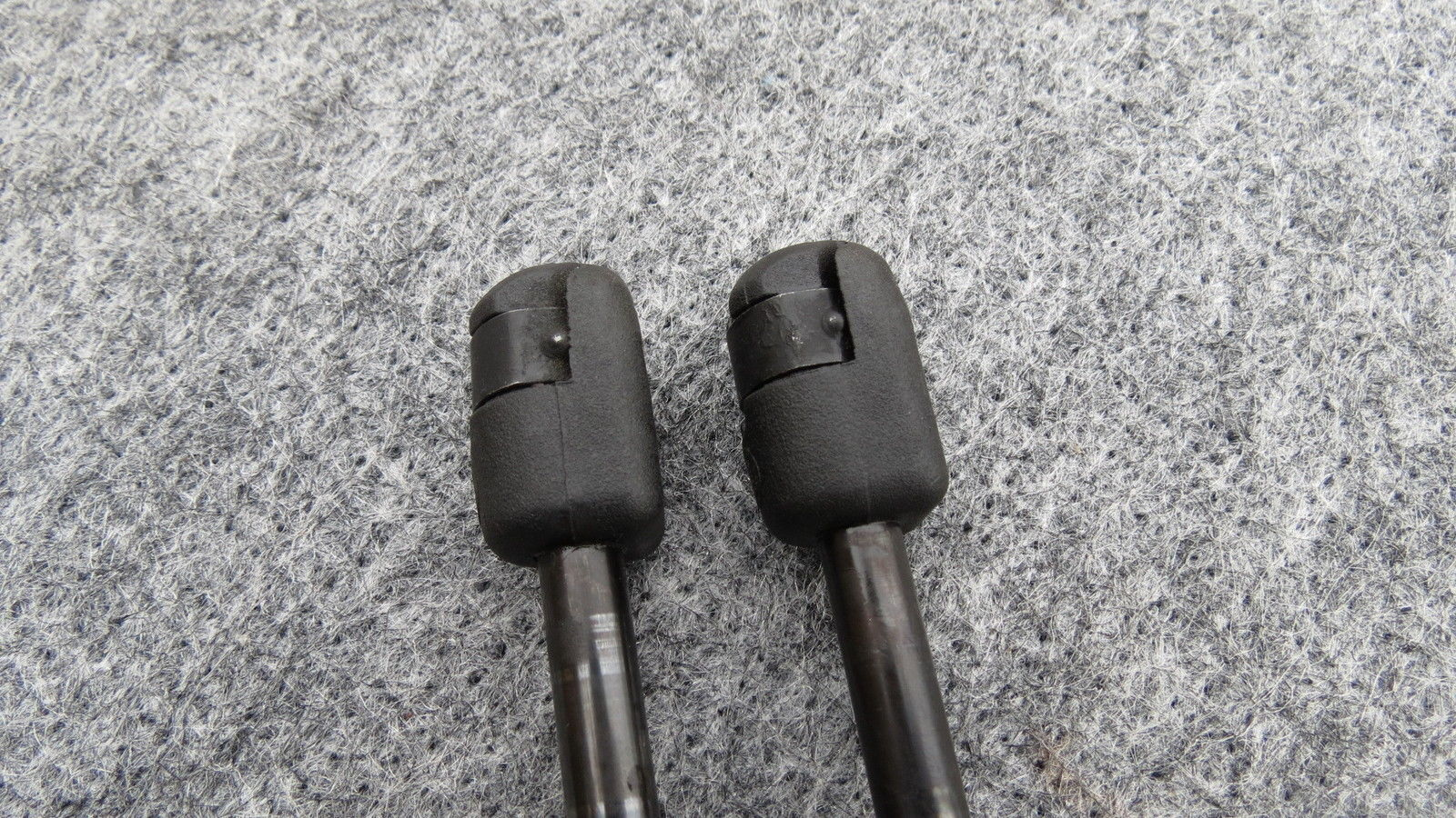 02-06 mini cooper R53 R50 R52 oem left n right hood support strut SET 7175020 ..