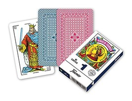 Heraclio Fournier F20984 No. 1 Spanish Playing Cards - $9.93