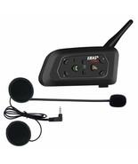 Ejeas V6 Pro Écouteurs Intercom Moto Bluetooth pour Motos - $273.28