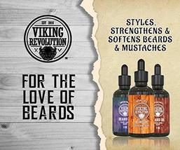 Beard Oil Conditioner 3 Pack - All Natural Variety Gift Set - Sandalwood, Pine & image 2
