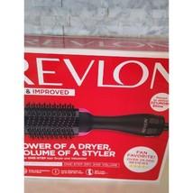 Revlon One Step Hair Dryer Volumize Pink - $29.69